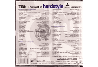 VARIOUS - The Best In Hardstyle - (CD)