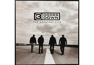 3 Doors Down - THE GREATEST HITS [CD]