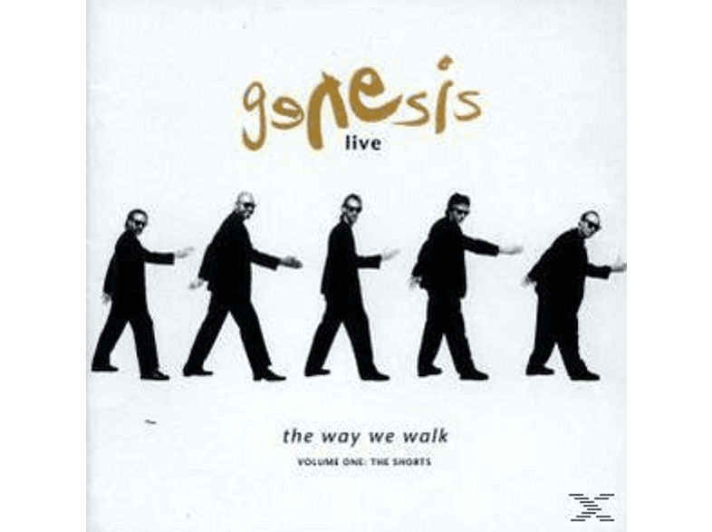 Genesis - Live-The Way We Walk Vol.1 [CD]