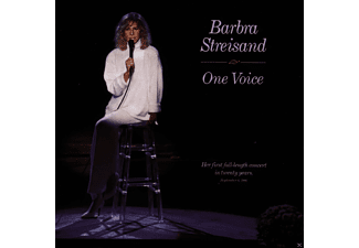 Barbra Streisand - One Voice - (CD)