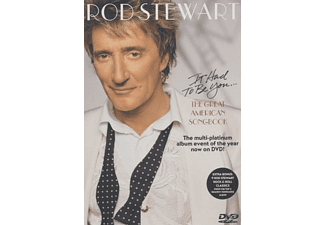 Rod Stewart - IT HAD TO BE YOU - THE GREAT AMERICAN SONGBOOK - (DVD)