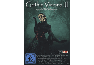 GOTHIC VISIONS 3 - (DVD + CD)