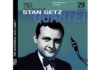 Stan Quartet Getz - Swiss Radio Days (Jazz Series - Vol. 29) - (CD)