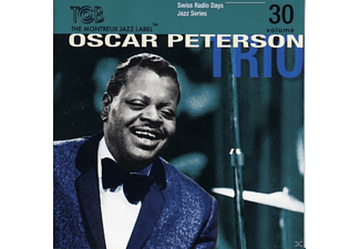 Oscar Trio Peterson - Swiss Radio Days Jazz Series Vol. 3 - (CD)
