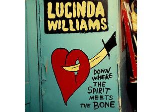 Lucinda Williams - Down Where The Spirit Meets The Bone - (CD)