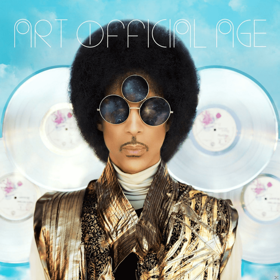Art Official Age Prince auf CD