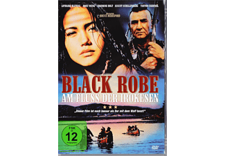 Black Robe - Am Fluss der Irokesen - (DVD)