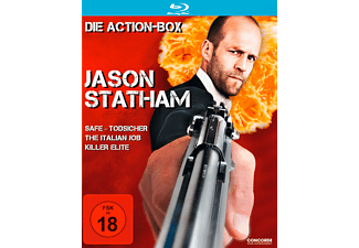 Jason Statham - Action Box - (Blu-ray)