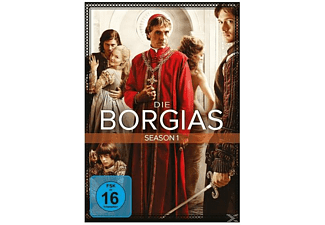 Die Borgias - Staffel 1 - (DVD)