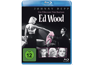 Ed Wood - (Blu-ray)