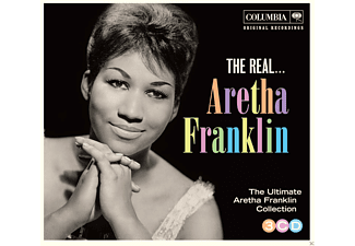 CD - Aretha Franklin, The Real
