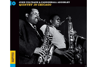 John Coltrane, Cannonball Adderley - Qunitet In Chicago - (CD)