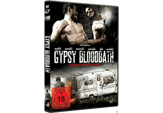 GYPSY BLOODBATH - (DVD)