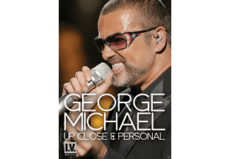 George Michael - George Michael - Up Close & Personal - (DVD)