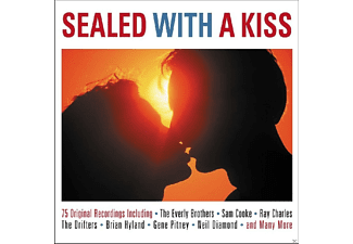 VARIOUS - Sealed With A Kiss [CD]