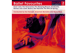 VARIOUS - Ballet Favourites - (CD)