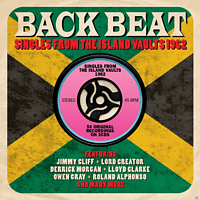 VARIOUS - Back Beat-Singles [CD]