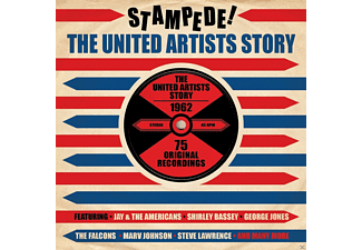 VARIOUS - Stampede! - The United Artists Story - (CD)