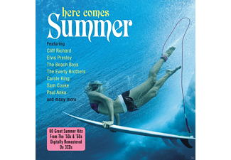 VARIOUS - Here Comes The Summer - (CD)