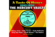 VARIOUS - Taste Of Honey / Gems From The Mercury Vaults 1962 (3 Cd Box) [CD]