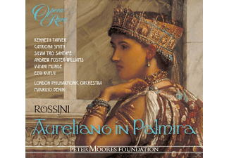 VARIOUS, The London Philharmonic Orchestra - Aureliano in Palmira - (CD)