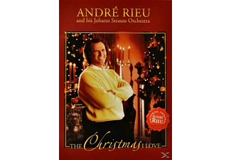 André Rieu - The Christmas I Love - (DVD)