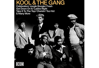 Kool & The Gang - Kool & The Gang (Icon Series) - (CD)