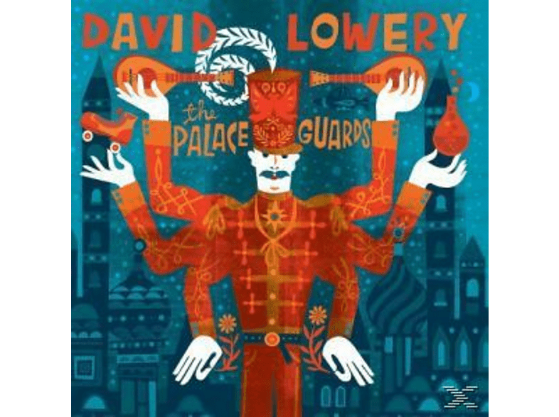 David Lowery - The Palace Guards [CD]