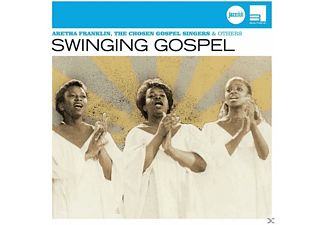 VARIOUS - Swinging Gospel (Jazz Club) [CD]