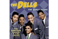 The Dells - The Early Years. Complete Singles As & Bs 1954-62 [CD]