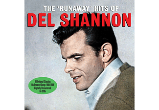 Del Shannon - Runaway Hits Of - (CD)
