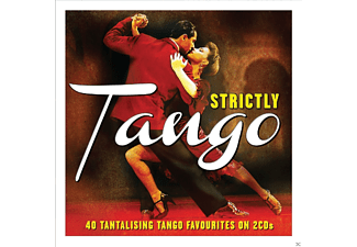 VARIOUS - Strictly Tango - (CD)