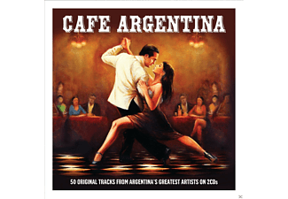 VARIOUS - Cafe Argentina - (CD)