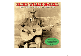 Blind Willie McTell - Ultimate Blues Collection - (CD)