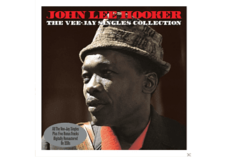 John Lee Hooker - Vee Jay Singles Collection - (CD)