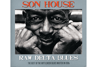 Son House - Raw Delta Blues - (CD)