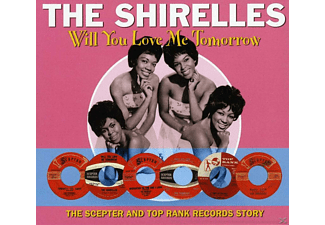 The Shirelles - Will You Love Me Tomorrow - (CD)