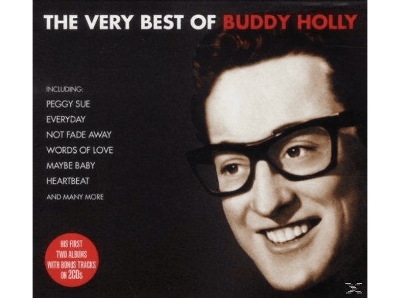 Buddy Holly - The Very Best Of [CD]