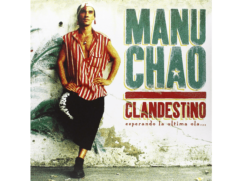 Manu Chao - Clandestino (2xLP+CD) [LP + Bonus-CD]