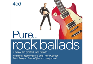VARIOUS - Pure... Rock Ballads - (CD)