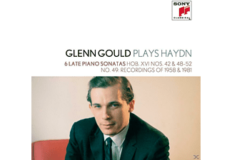 Glenn Gould - Plays Haydn - (CD)