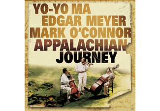 Yo-Yo Ma, James Taylor, Alison Krauss - Appalachian Journey - (CD)