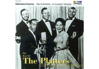 The Platters - The Best of The Platters (CD)