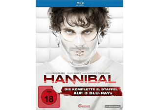 Hannibal - Staffel 2 - (Blu-ray)