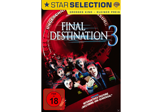 Final Destination 3 (Ungeschnittene Kinofassung) - (DVD)