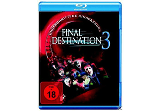 Final Destination 3 - (Blu-ray)