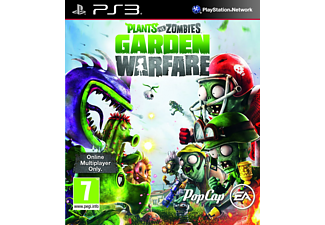 Plants VS Zombies Garden Warfare FR/NL PS3