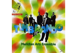 Meridian Arts Ensemble - TIMBRANDO - (CD)