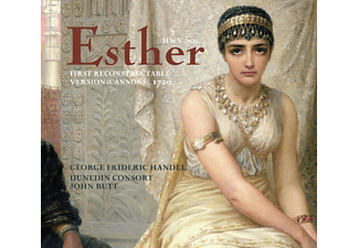 Dunedin Consort & Players - Esther - (SACD Hybrid)