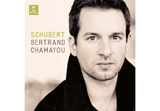 Bertrand Chamayou - Schubert: Recital - (CD)